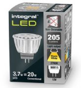 MR11 LED Bulb | Warm White GU4 | INTEGRAL
